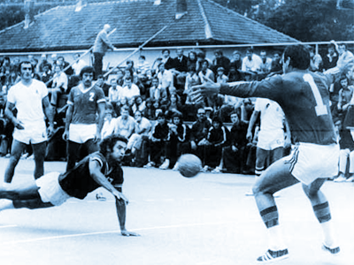 1976 – Osvojena titula prvaka Europe sa RK Borcem
